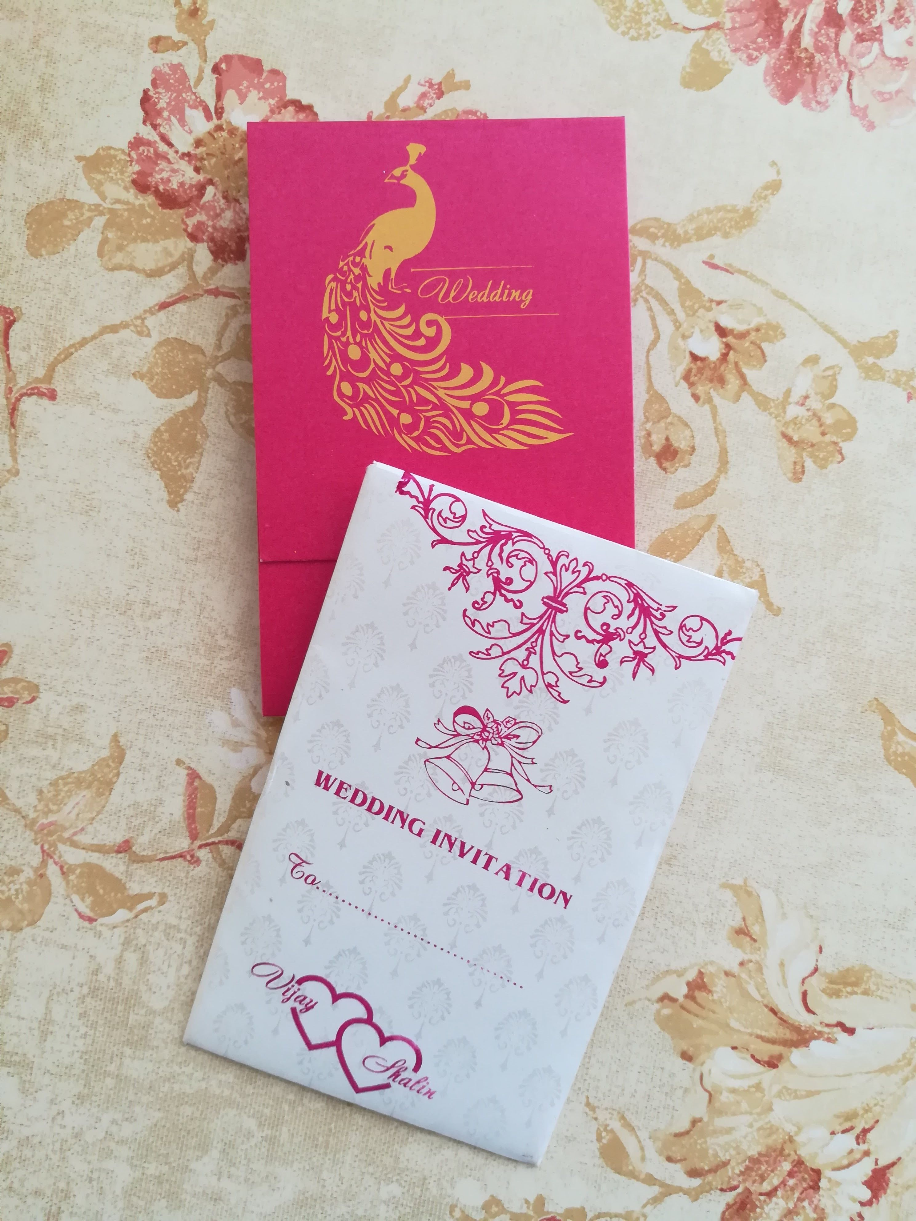 South Indian Traditional Wedding Card Which Conveys Modern And Traditional In A Wedding Invitation Online Design Marriage Invitation Card Marriage Invitations