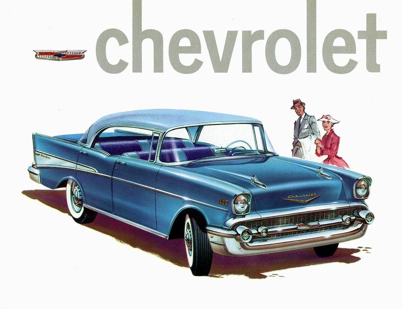 Jim Chester S Garage Chevrolet Chevrolet Bel Air Sports Sedan