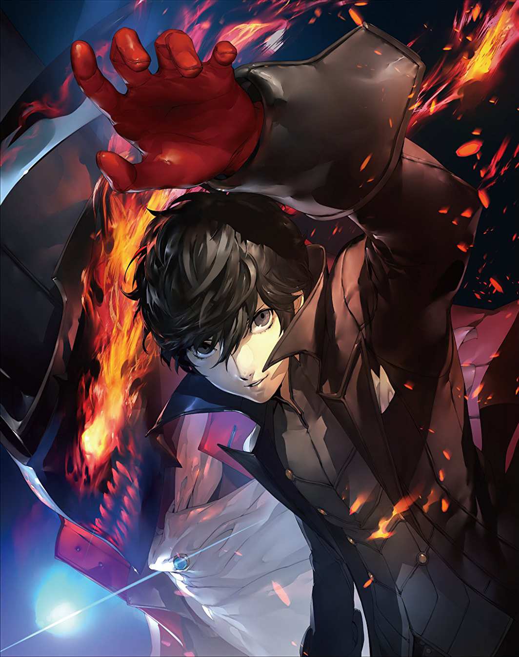 The Art Of Persona 5 (With images) Persona 5 anime