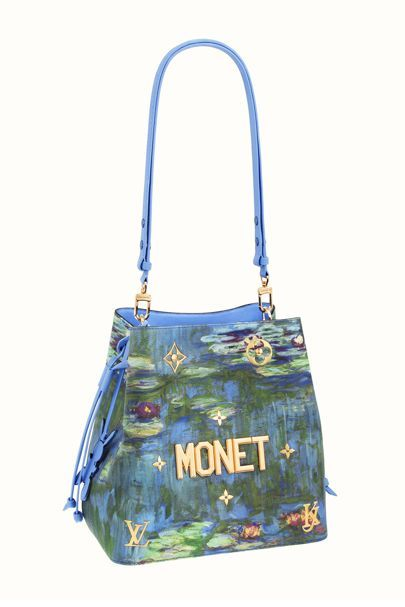 Louis Vuitton Masters Second Collaboration With Jeff Koons British Vogue