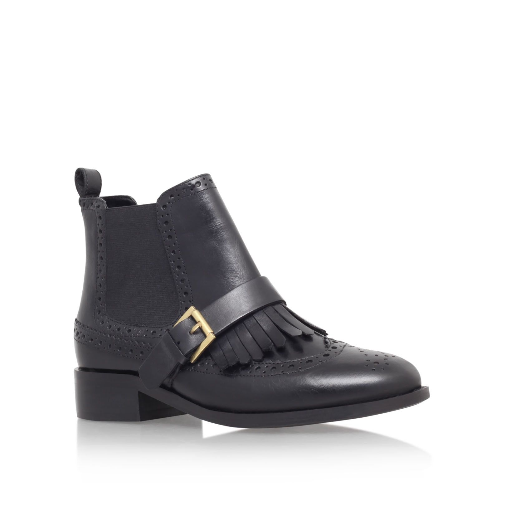 Stirling Black Low Heel Ankle Boots From Miss Kg Chelsea Boots Women Boots Womens Ankle Boots