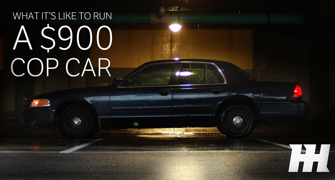 Is Owning An Old Cop Car Worth It? Unless you have been living ...