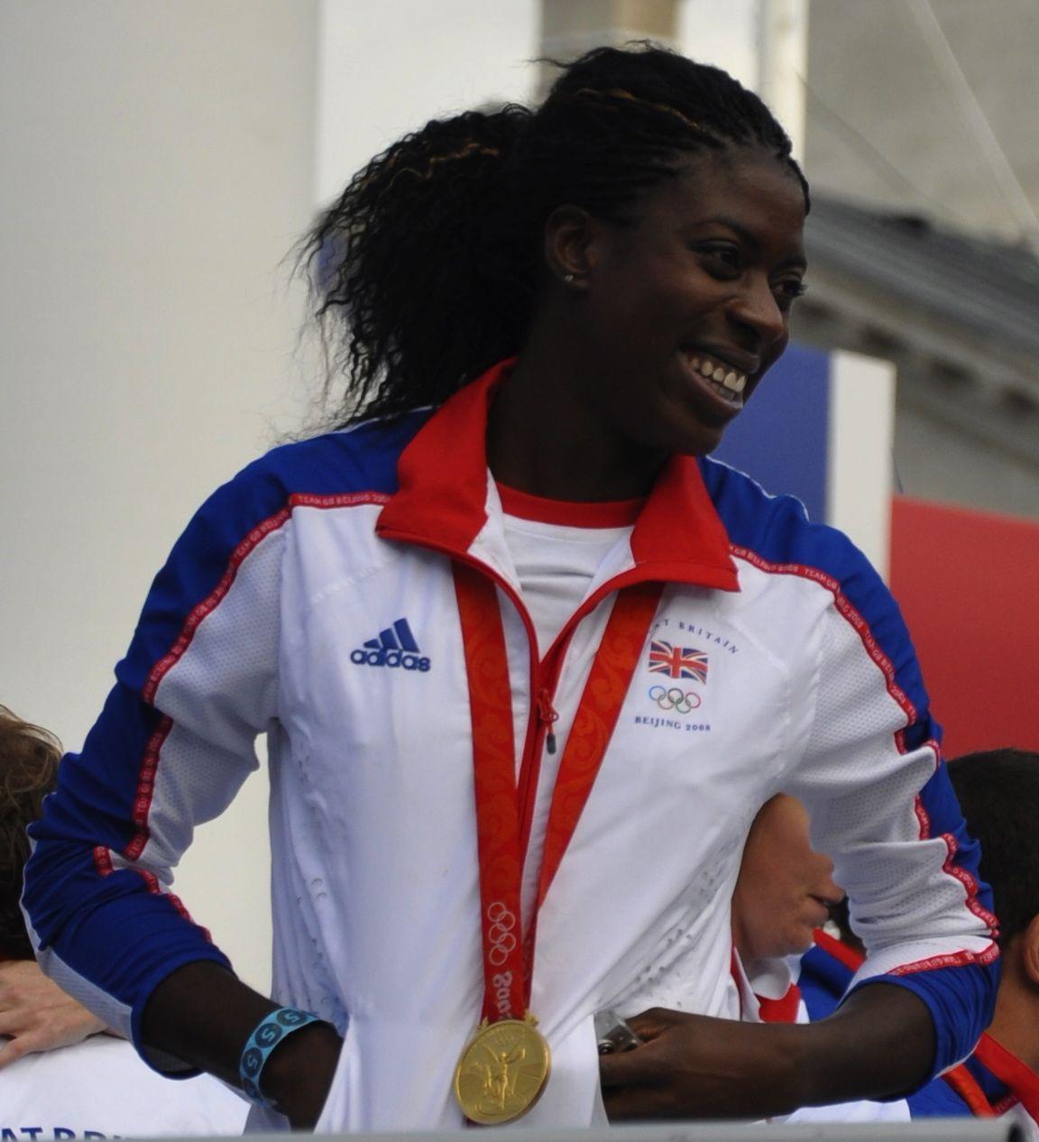 Christine Ohuruogu Athlete Christine ohuruogu, Athlete