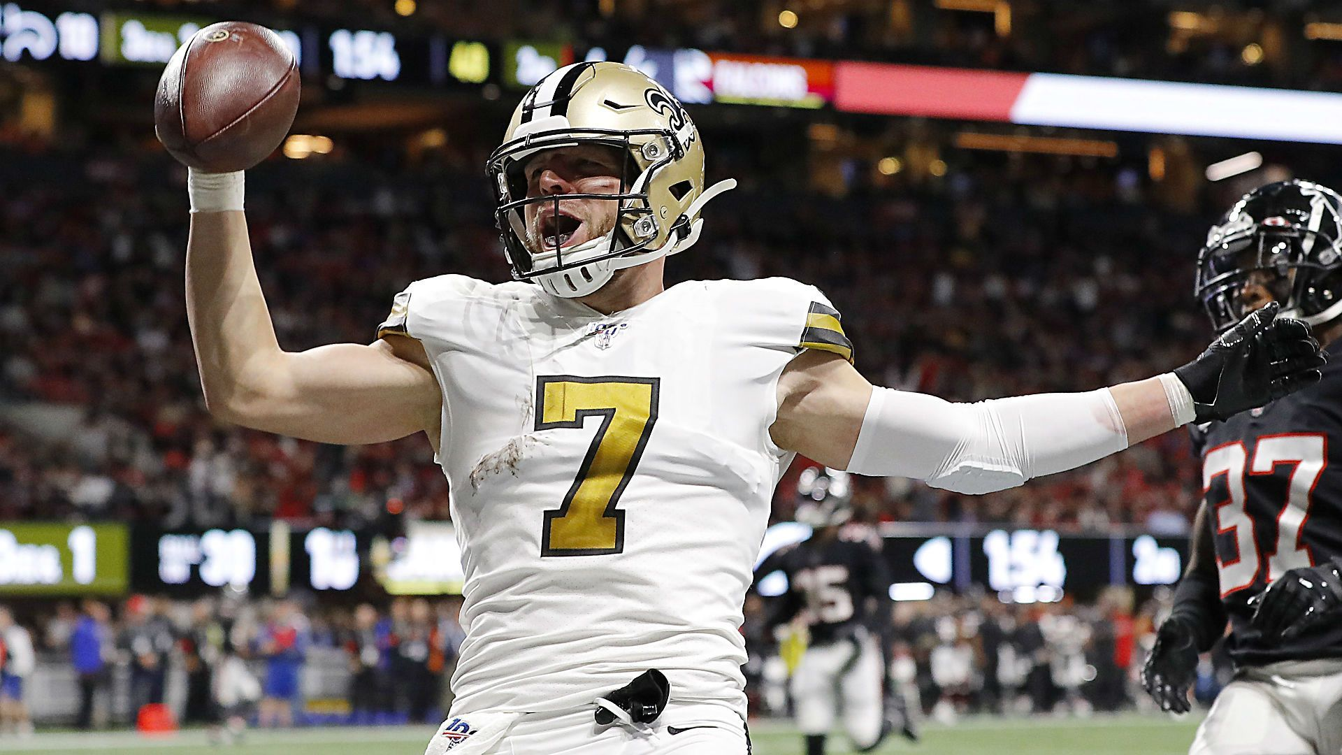 Taysom Hill Keeps Doing What He Does As Saints Do Everything Guy National Foo