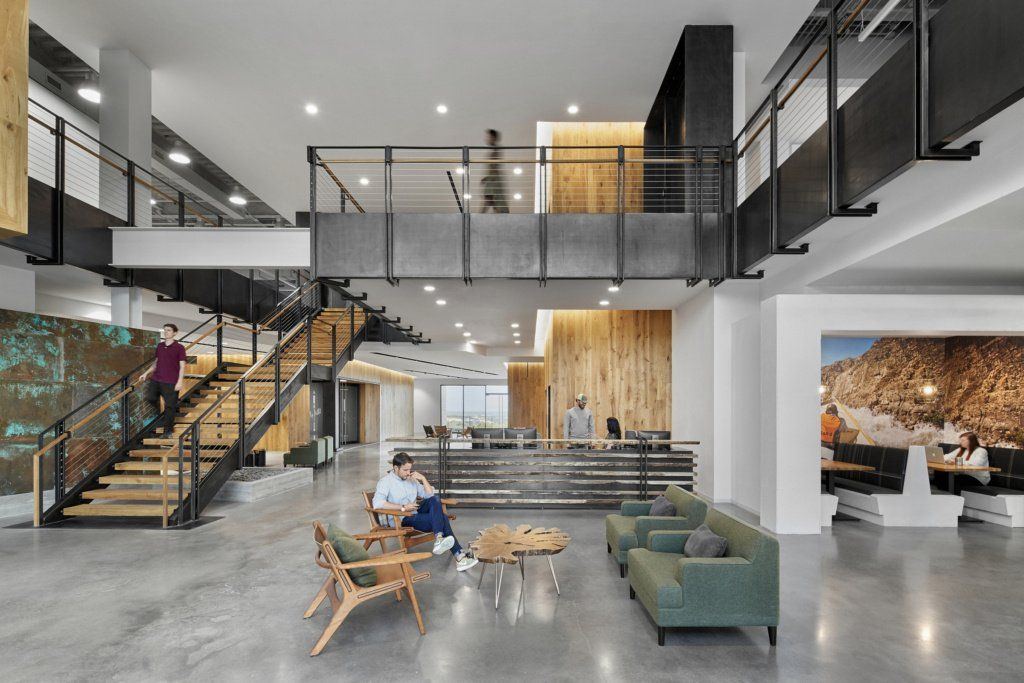 Pin By Megan Stroud On Typology Workplace Office Interior
