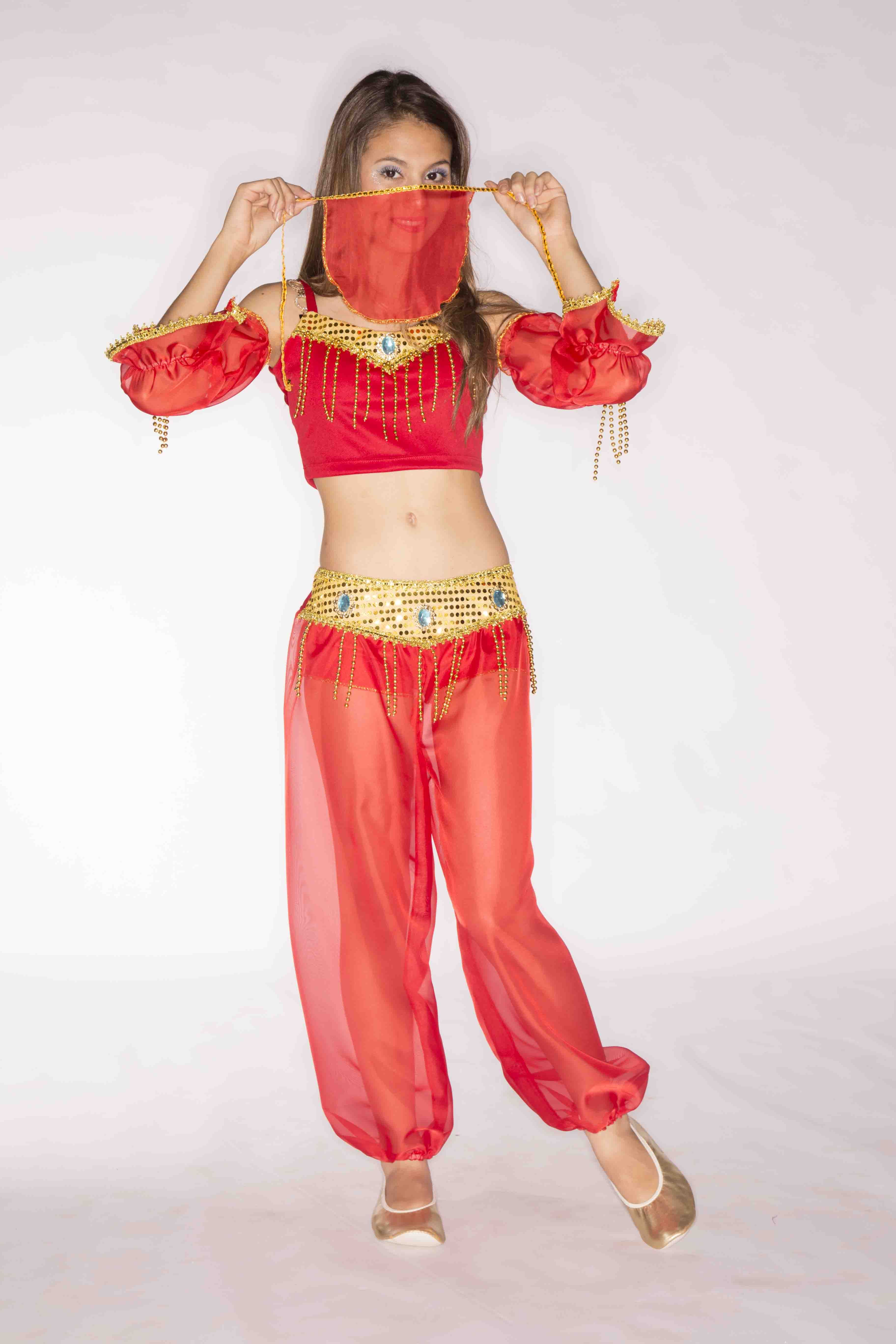 a36c237619a99d Odalisca | maquillaje halloween | Fantasias carnaval, Fantasias e ...
