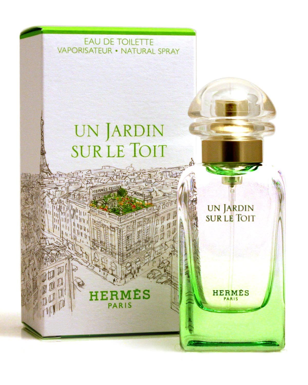 Un Jardin Sur Le Toit By Hermes Eau De Toilette Spray For Women