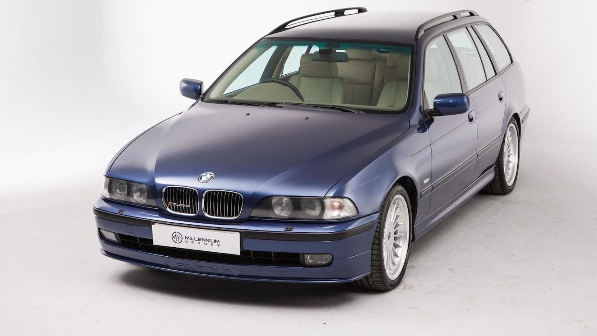 Rare Alpina B10 V8 Touring On Sale In Uk Bmw Models Bmw Touring