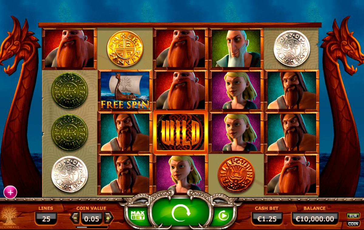 Spiele Viking Voyage - Video Slots Online