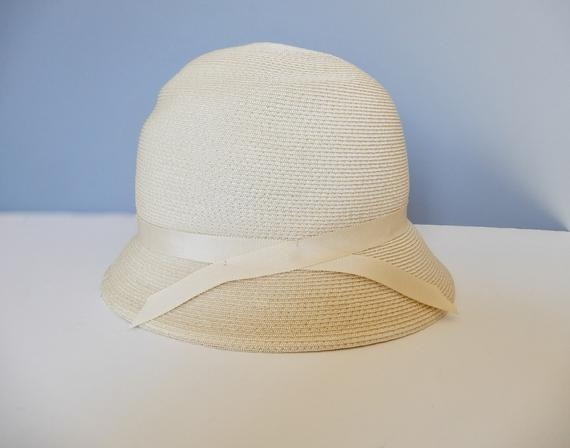 7e12a51c5 Vintage Women's Bucket Hat, 1960's Women's Accessory, Vintage Sears ...
