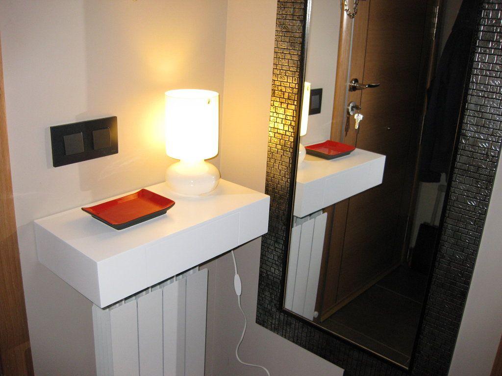 Ayuda recibidor peque o y con radiador decorar tu casa es recibidores en - Radiadores de casa ...