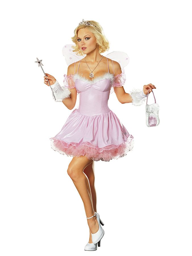 d050f1439 Adult Tooth Fairy Costume & A Fashion Look From September 2013 ...
