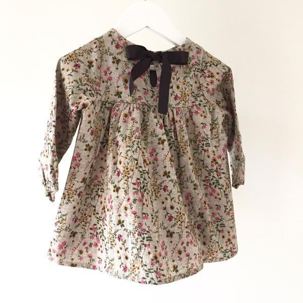 Arim Closet Meadow Dress Tunic tops, Fashion, Baby