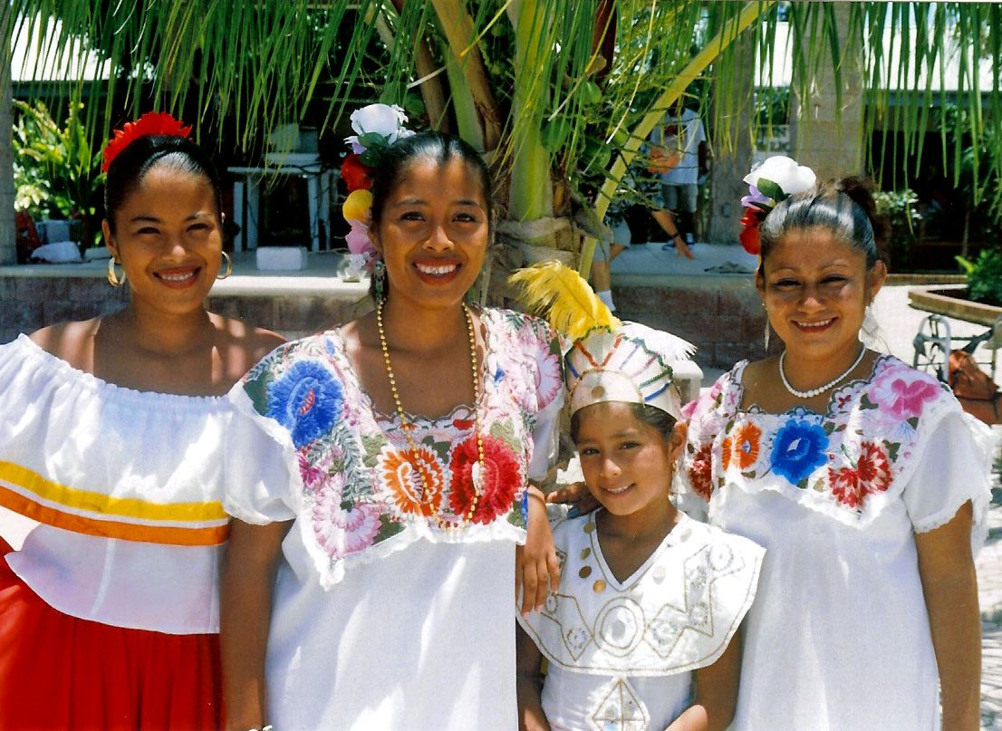 Caribbean People: Mestizo Culture Of Belize
