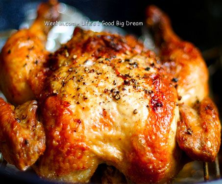 Crispy Garlic and Honey Chicken - Best Grilled BBQ Recipes For Dinner - WEENII.COM