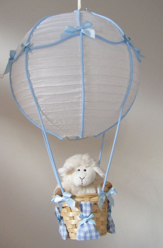 Hey, I found this really awesome Etsy listing at https://www.etsy.com/listing/203372438/baby-boy-nursery-hot-air-baloon-with