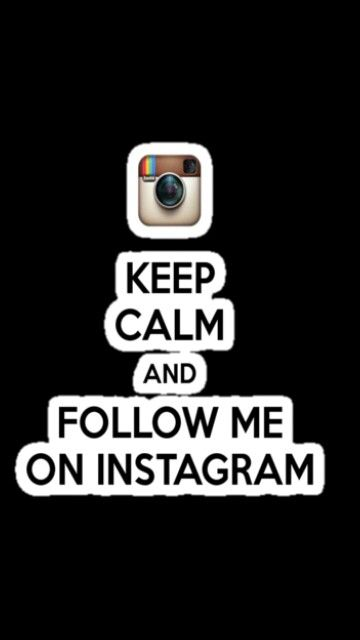 Hi guys im new to this app so I have a instagram follow me