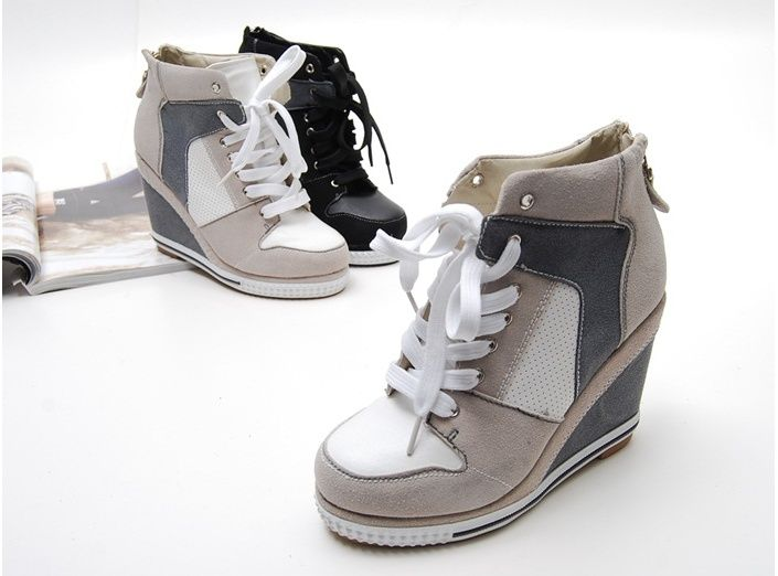 17 Best images about Shoes on Pinterest | Wedge sneakers for girls ...