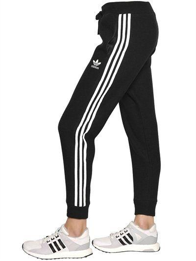 261fc5b51fbb4 WOOL KNIT JOGGING PANTS Pantalones Adidas Mujer
