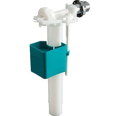 Side Feed Wc Toilet Cistern Inlet Flush Fill Valve 3 8 1 2 Toilet Cistern Toilet Repair Cistern