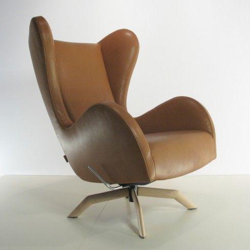 Montis Fauteuil Felix | Slijkhuis Interieur Design | Design stoelen ...