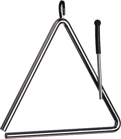 Triangle music. Latin percussion lpa inch