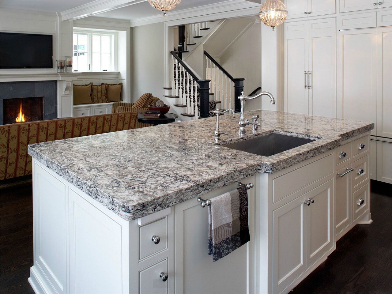 Inspiration gallery cambria quartz stone surfaces color for Kitchen countertops