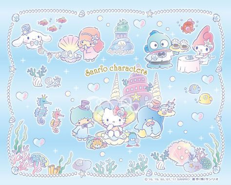 【1280×1024】201706 Sanrio Newsletter