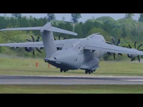 low priced f4394 00029 RAF Airbus A400M Atlas v RAF Boeing C-17A Globemaster III - YouTube
