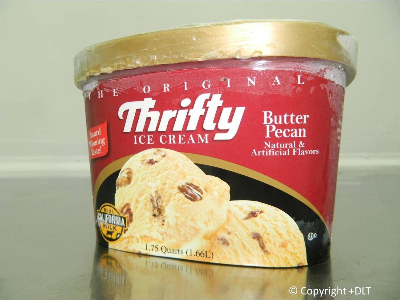 Coconut Pineapple Thrifty Ice Cream Flavor Thrifty Ice Cream