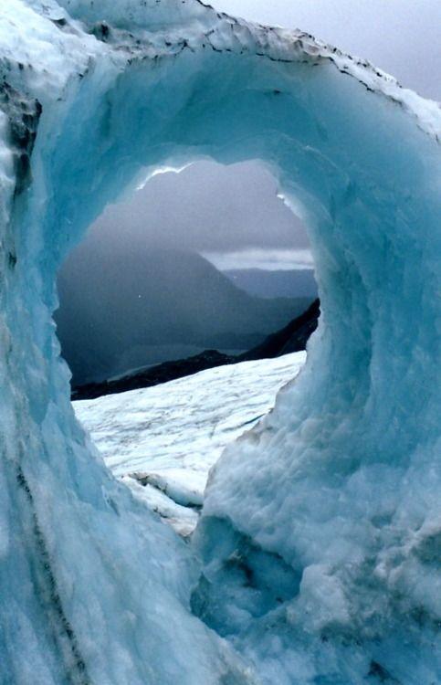 Ice portal #portals #doors #gates #fantasy