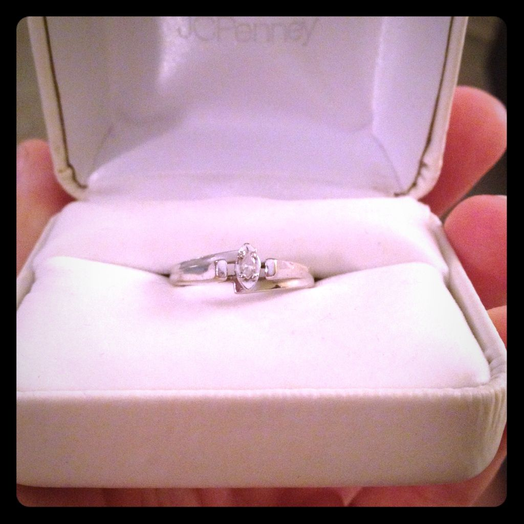 Price Reduced!! Size 6 Real Diamond Ring | Products