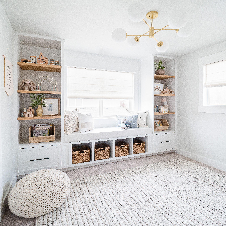 DIY Built-in Reading Nook