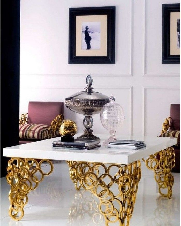 Luxurious Home Decor Ideas That Will Transform Your Living: Pin By Margarita Ferrera On Gold!! Is Back(Brass Is Hot