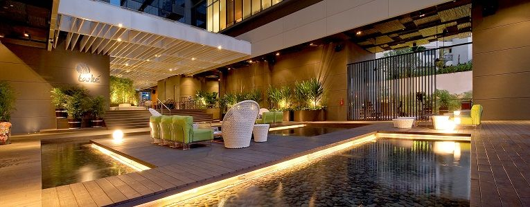 Top 10 world s best hotel lobby designs hotel lobby for Top hotel decor