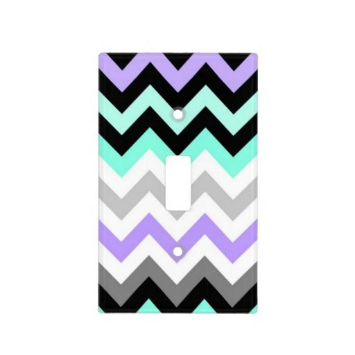 Chevron #14 - Light Switch Cover