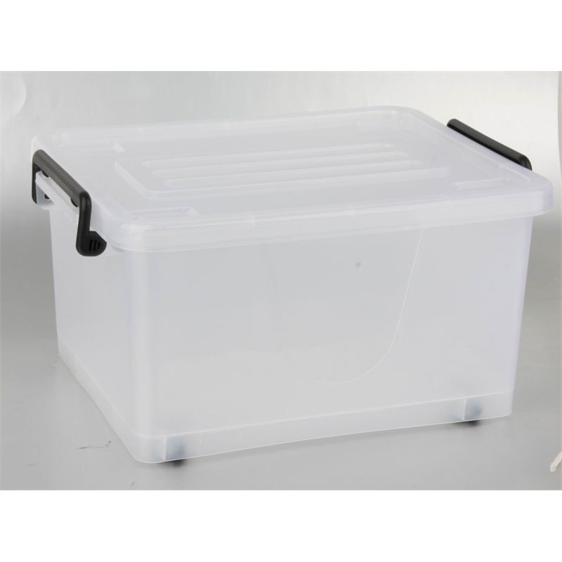 Montgomery 15L Rolling Storage Container With Lid · Storage Containers