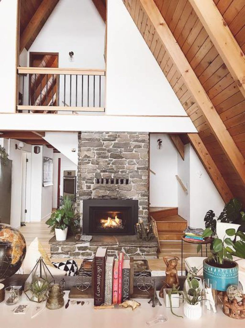 AFrame Homes You Can Airbnb A frame house, A frame