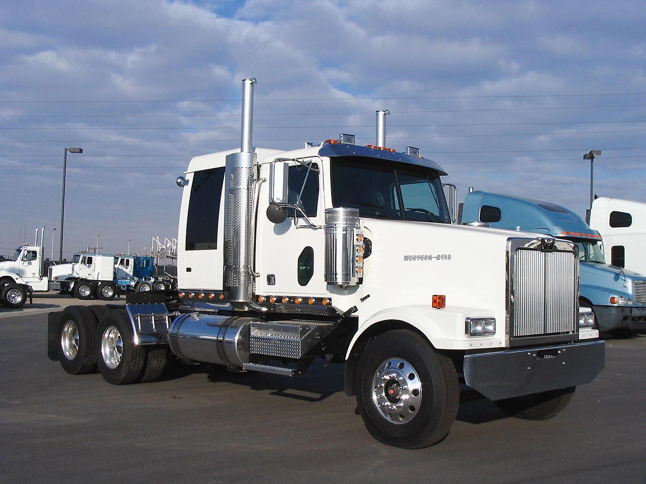 Used western star truck for sale