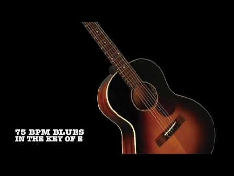Slow Blues Backing Track In E Youtube Backing Tracks Guitar Music Guitar
