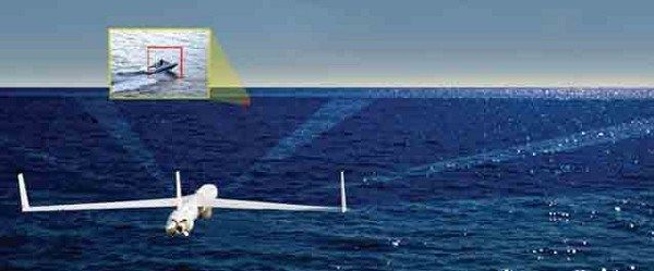US Coast Guard tests UAS-mounted ViDAR for search missions Sentient