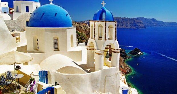 Go See   Santorini, Greece