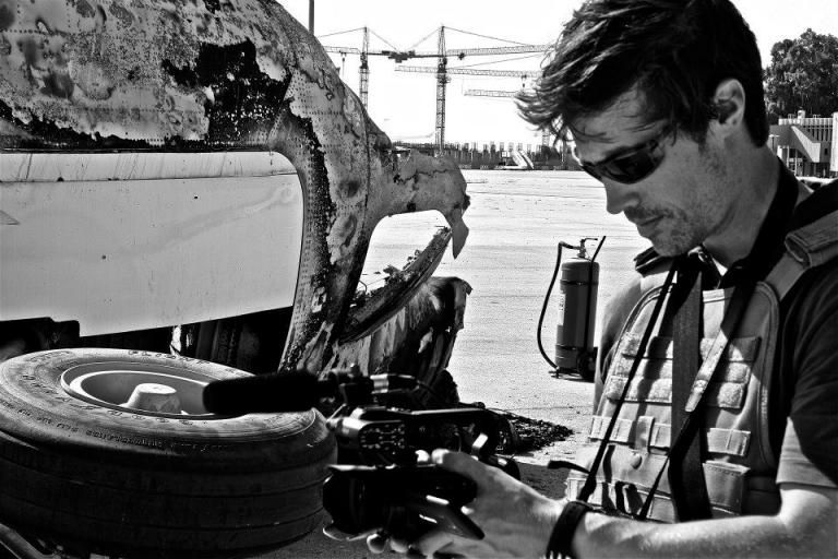 Here's what James Foley meant to us Rodel