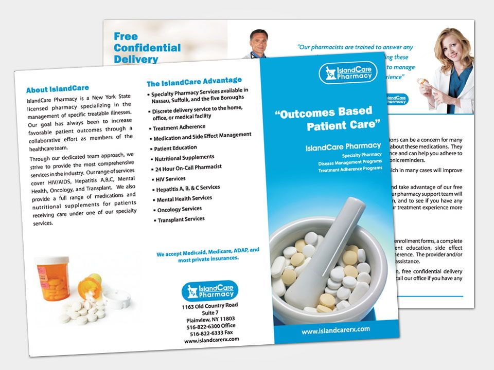 Pharmacy Brochures Google Search Pharmacy Inspiration