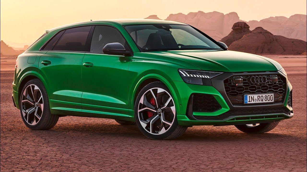2020 Audi Rs Q8 Audi Rs Sporty Suv Audi