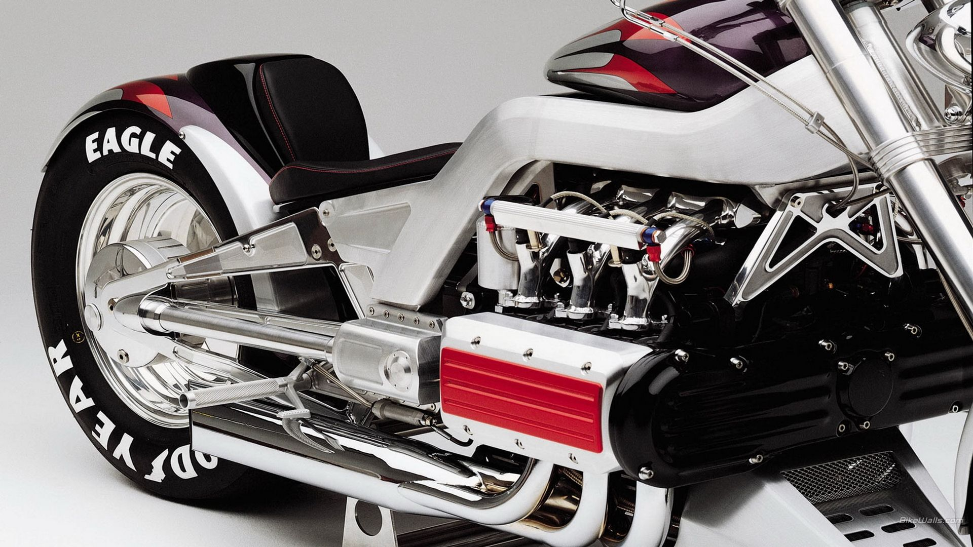 Honda T4 Concept Motorcycles Wallpapers