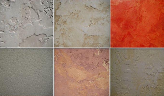 Wall Textures Faux Finish Plaster Santa Rosa