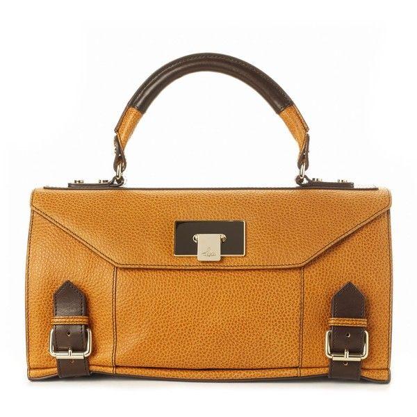 2d12a2087b8c Vivienne Westwood Vivienne Westwood New Shire Cavalry Bag Orange 13265  ( 925) ❤ liked on