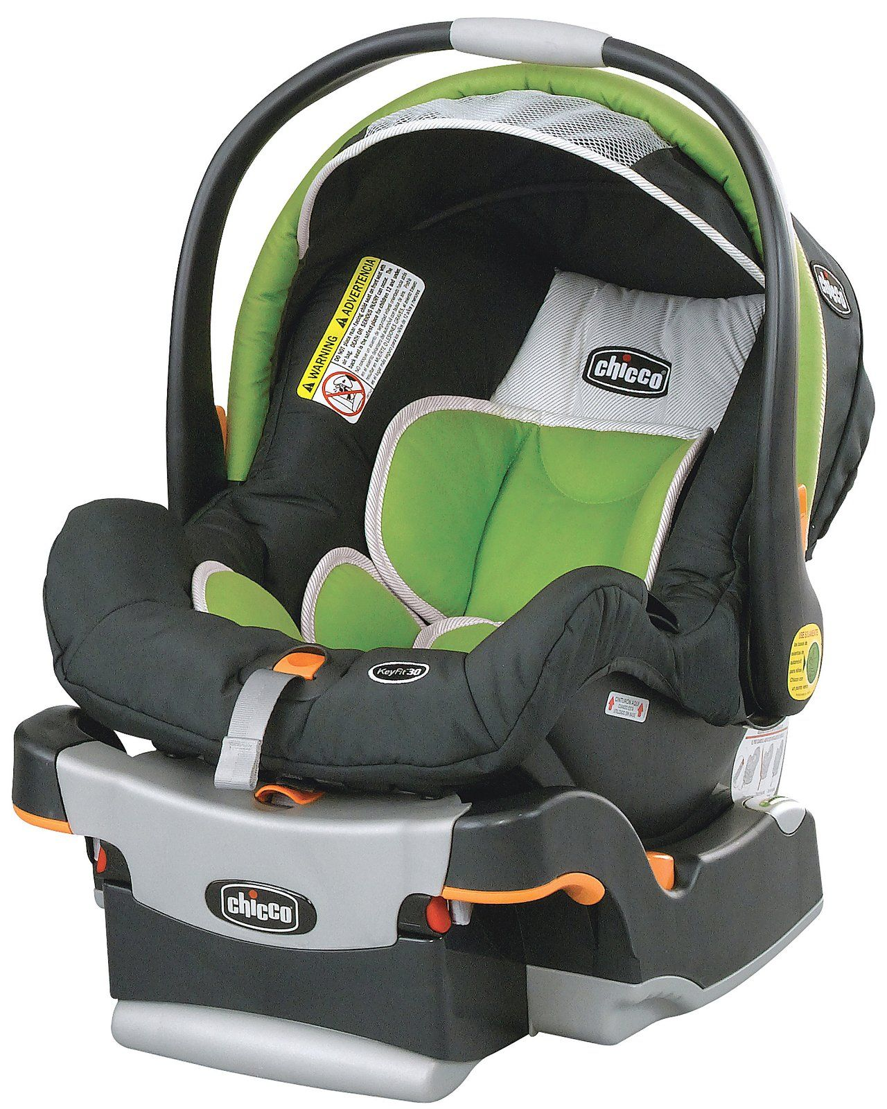 Chicco KeyFit 30 Infant Car Seat/Base Midori Best