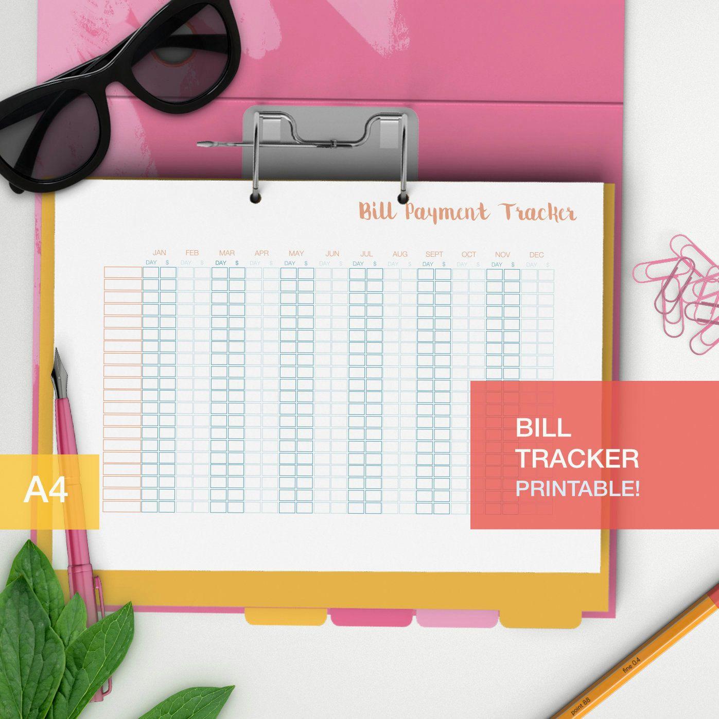 Atemberaubend Budget Tracker Vorlage Zeitgenössisch - Entry Level ...
